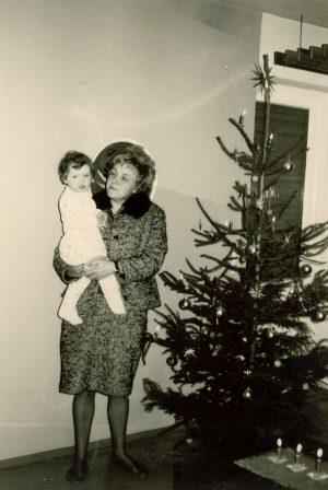 Guck mal, ein Weihnachtsbaum!