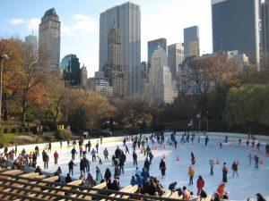 Spätherbst-Sonntag im Central Park