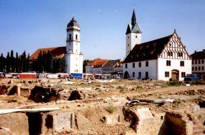 Fürstenwalde: Stadtarchäologie