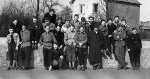 1953: Altes Realgymnasium Gießen: Untertertia