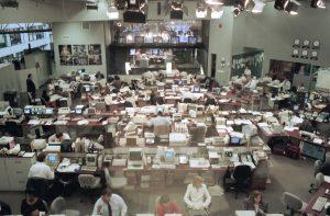 Atlanta: Newsroom von CNN