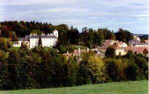 Schloss Rosenau bei Zwettl