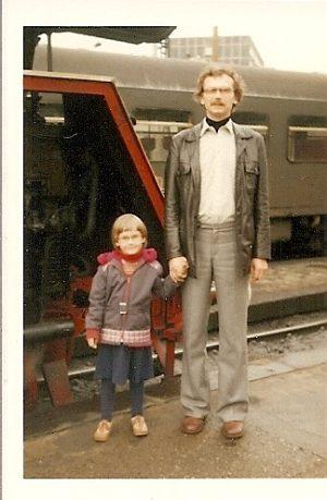 Ausflug mit der Eisenbahn