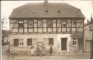 Sächsische Hausbesitzer