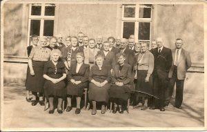 Gruppenbild der Senioren