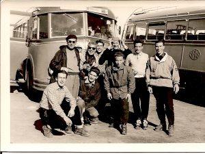 Busfahrt zum Ätna