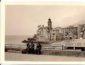 Sizilianischer Badestrand