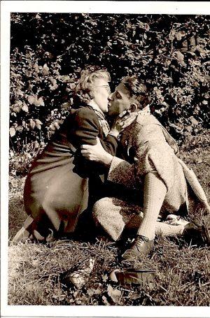 What a kiss