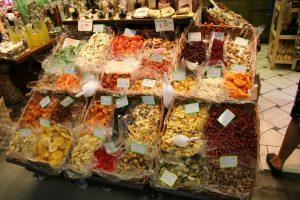 Markthalle in Florenz