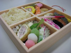 Bento Box (japanischer Snack)