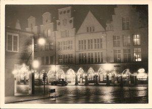 Prinzipalmarkt in Münster zur Weihnachtszeit