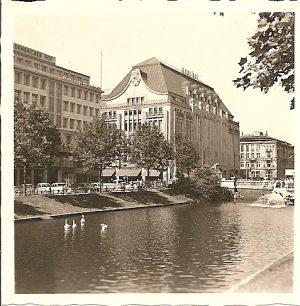 Mondänes Düsseldorf