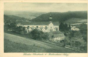 Kloster Eberbach bei Hattenheim im Rheingau