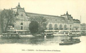 La Nouvelle Gare d'Orléans, Paris
