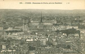 Panorama von Paris