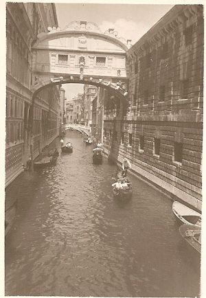 Unter der Seufzerbrücke