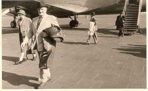 Gelandet in Tempelhof