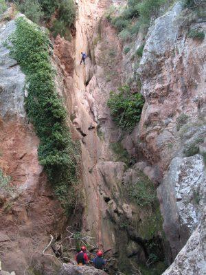 Canoning auf Mallorca