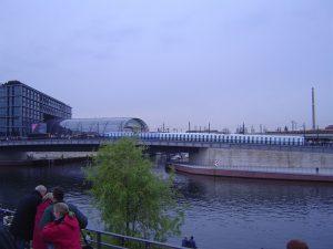 Eröffnung Hauptbahnhof Berlin