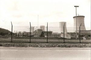 Atomkraftwerk Cattenom (Elsaß)