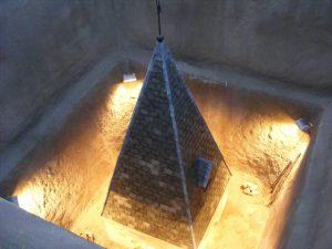Archäologische Stätte (Eine Sorry Installation), Guillaume Bijl