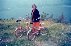 Radtour Oberwesel, 1972