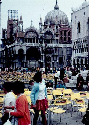 Markuskirche, Venedig, 1974
