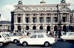 Opera Garnier, Paris, Frankreich, 1974