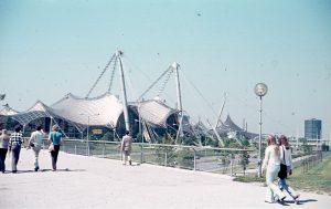 München Olympiastadion, 1974