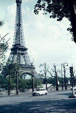 Eiffelturm, 1972
