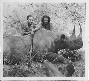 Nashorn-Jäger