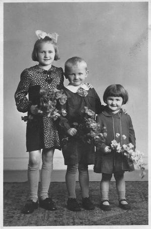 Geschwisterporträt