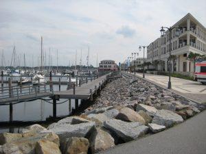 Yachthafen Hohe Düne