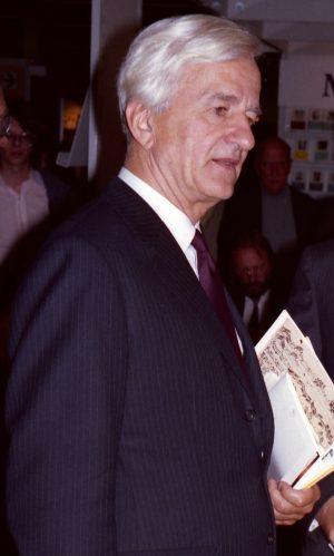 Richard von Weizsäcker Bundespräsident