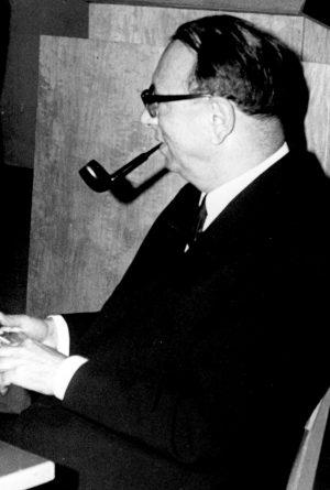 Heinrich Albertz Oberbürgermeister von Berlin