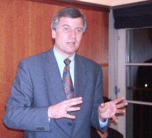 Horst Seehofer Gesundheitsminister