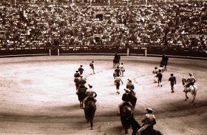 1958: Madrid Stierkampf in der Arena Las Ventas (3)