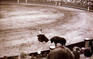 1958: Madrid Stierkampf in der Arena Las Ventas (4)