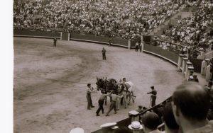 1958: Madrid Stierkampf in der Arena Las Ventas (5)