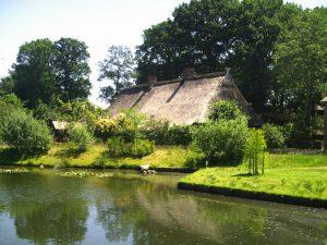 Rieddach – Lüneburger Heide