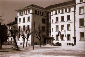 1953: Altes Realgymnasium Gießen