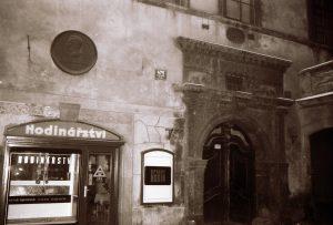 5. Prag: Melantrichgasse 475