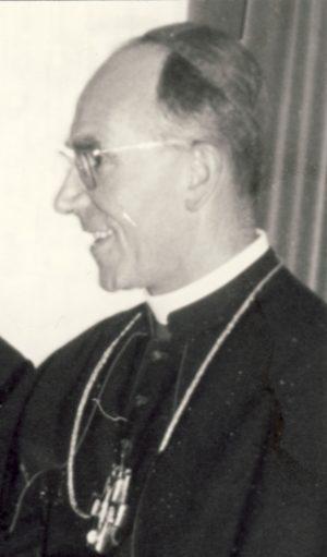Bischof Dr. Josef Stimpfle Augsburg