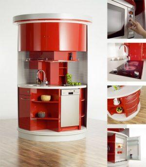 Circle Kitchen CompactDesign © Alfred Averbeck
