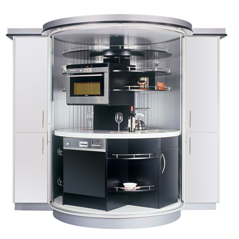 2009 Circle Kitchen Compactdesign C Alfred Averbeck Fotos Auf Chroniknet Com