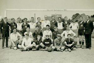 Fussballclub TSV Bredstedt von 1864