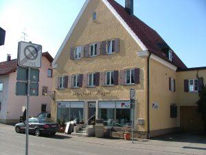 Haus des Adalbert Mayer  Foto von 2008