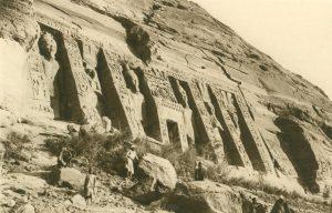 Nubien, Kleiner Tempel von Abu Simbel