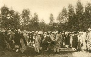 Äthiopische Priester, Äthiopien