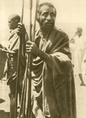 Eingeborener, Äthiopien
